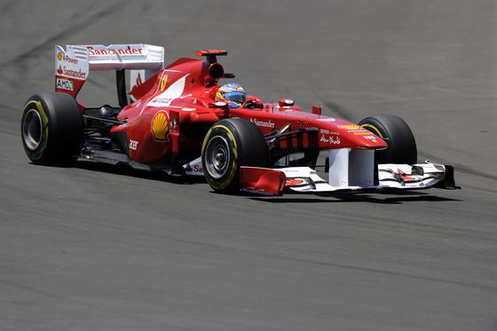 Fernando Alonso.  Foto: AFP Photo