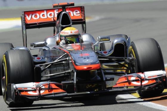 Lewis Hamilton.  Foto: AFP Photo