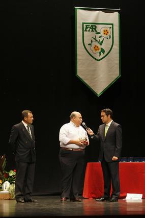 Otro momento de la II Gala del Rugby Andaluz  Foto: Fito Carreto