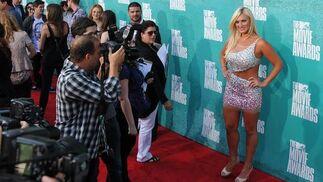 Estética rockera en los MTV