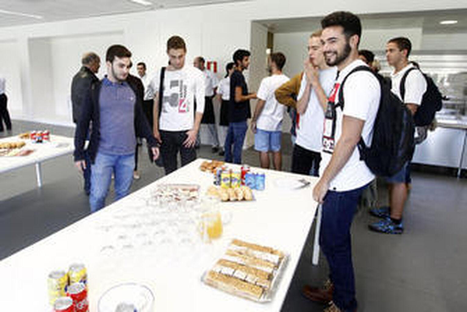 La Universidad suma 600 plazas de comedor en las instalaciones del PTS