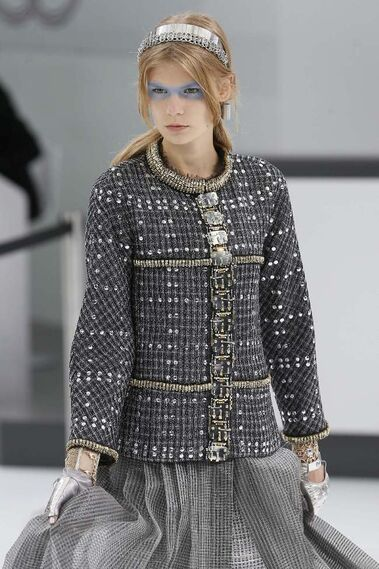 Airlines Chanel - PFW 2015