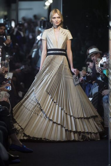 2016 - Semana de la Moda de París 2016