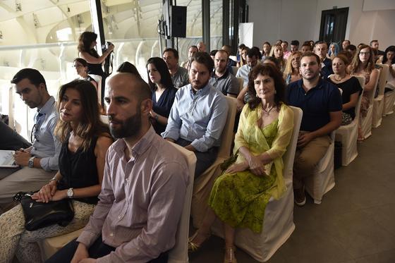 Parte del público asistente.  Foto: Juan Carlos Vázquez