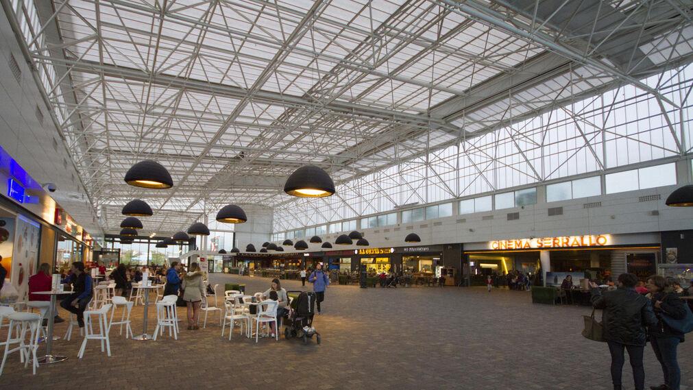 Centro comercial serrallo plaza - Centro comercial el serrallo ...