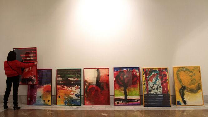El estilo de pintura de Pedro Garciarias cuenta con miles de admiradores por su utilización poética de la idea del jardín.