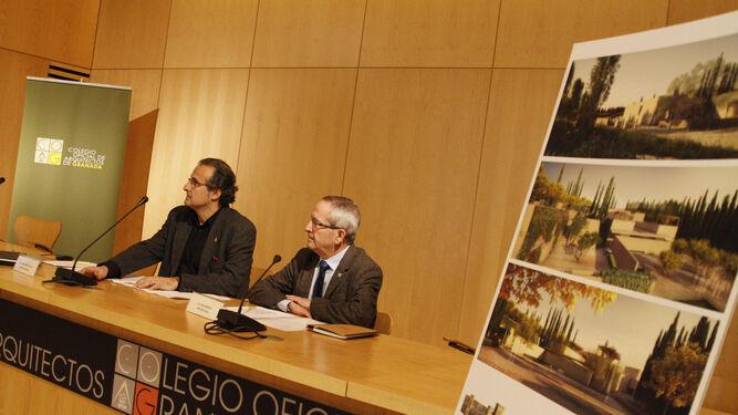 Los arquitectos andaluces reavivan la pol mica y apoyan en - Colegio arquitectos granada ...