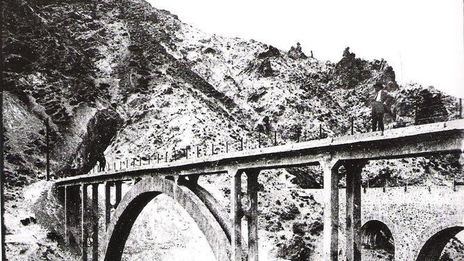 El teleférico a Sierra Nevada es muy antiguo