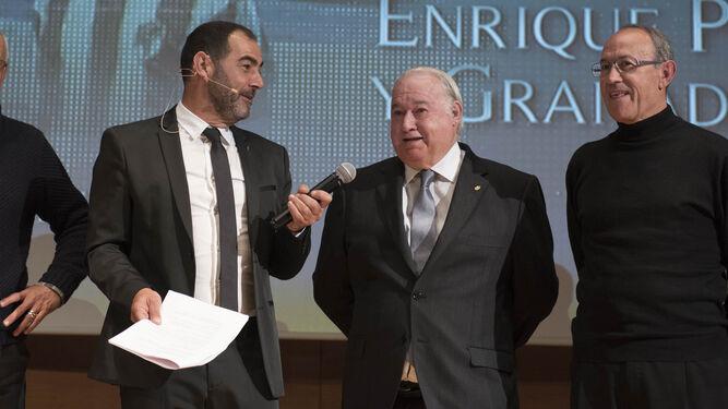 Enrique Porta recuerda aquel mítico año 1972 en el que fue el Pichichi de Primera División.