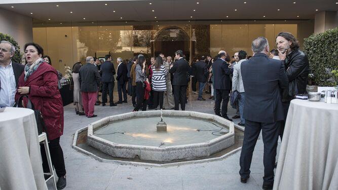 La plaza de toros se une a la granada cultural como nuevo for Cuarto real de santo domingo