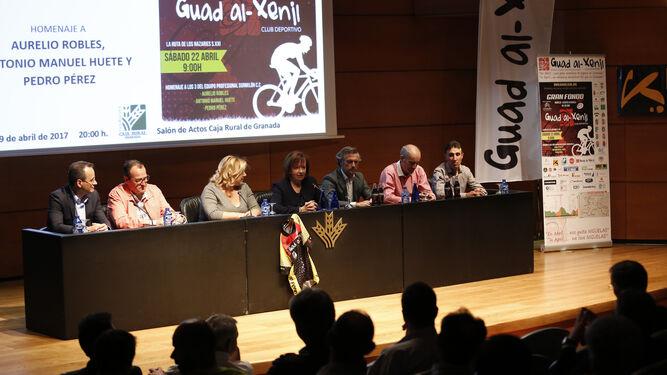 Nigüelas acoge la VII Marcha Gran Fondo Guad al Xenil