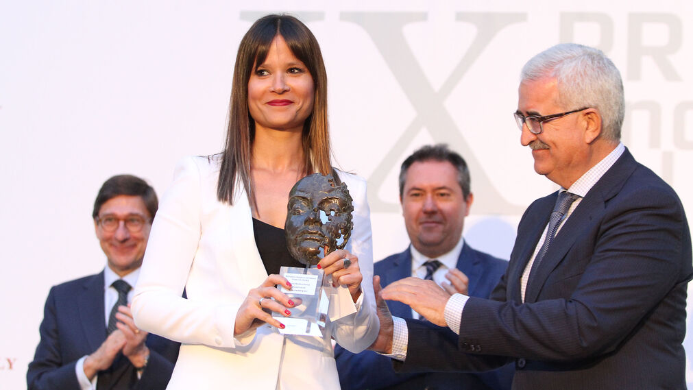 Marta Medina.