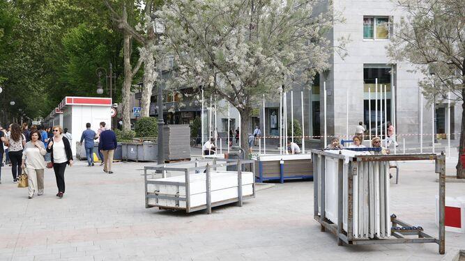 La literatura sale a la calle con  el comienzo de la Feria del Libro