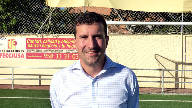 Luis Daza.
