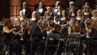 Las imágenes del concierto de inauguración del Festival con Zhubin Mehta y la Orquesta-Coro di San Carlo