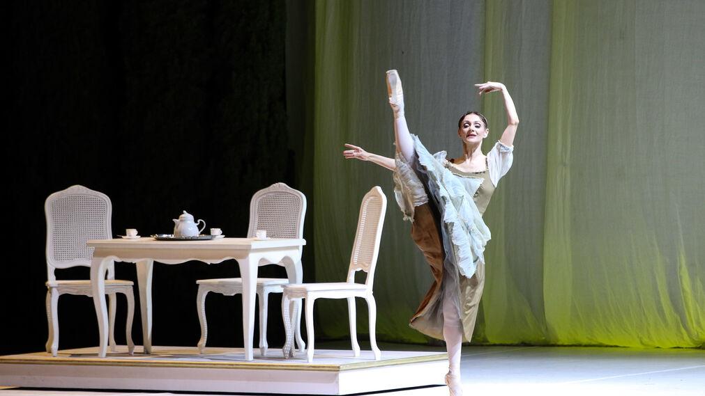 Las imágenes de 'La Cenicienta' del Ballet di San Carlo