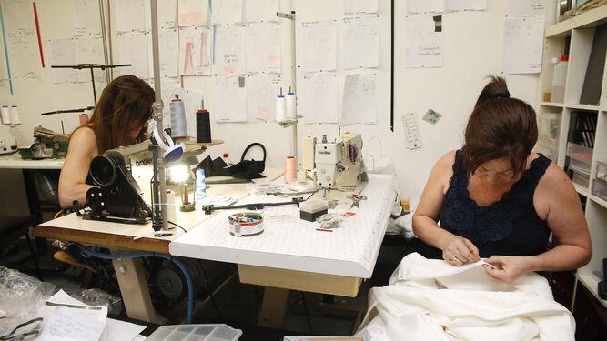 Pilar Dalbat diseña el Sacromonte