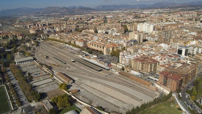 Estación del aveUn plan que triplica el suelo lucrativo