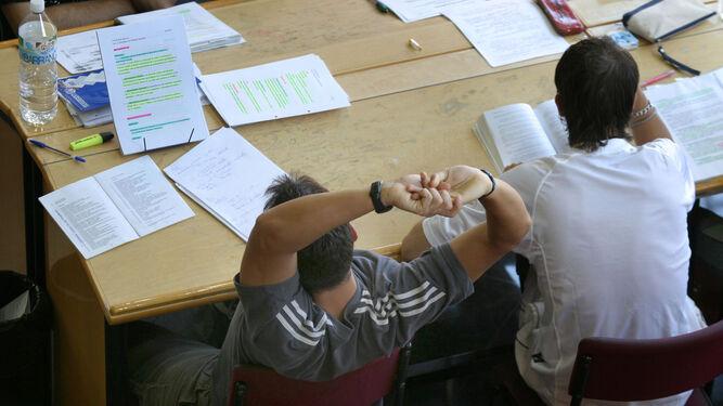 La formación ya no les garantía un empleo en España.