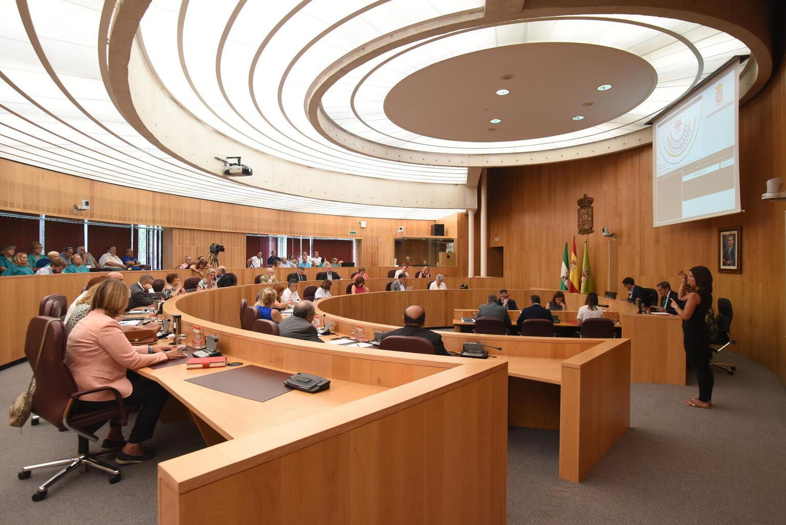 Diputaci N Aprueba Una Partida De 10 Millones Para Inversiones  # Muebles Padilla Cordoba