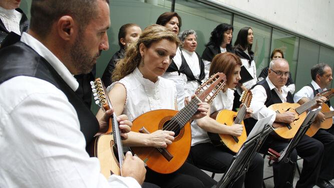 Presentación del Festival  de  Música  Tradicional  de  la Alpujarra, hace dos años.