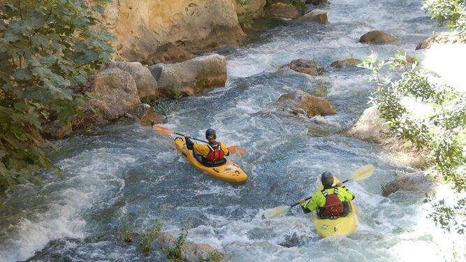 El Guadix se estrena en pretemporadaEl Río Castril acoge su clásico descensoGimnasia refrescante en Suiza