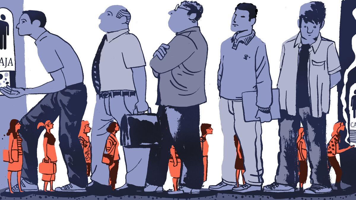 Desigualdad laboral: las mujeres todavía cobran casi 3.000 euros menos al año