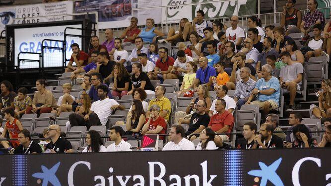 El Palacio revive el sentimiento de la ACB