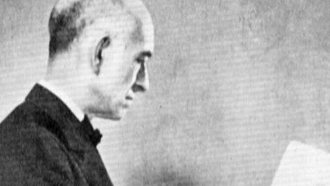 El compositor gaditano, en una fotografía de archivo.