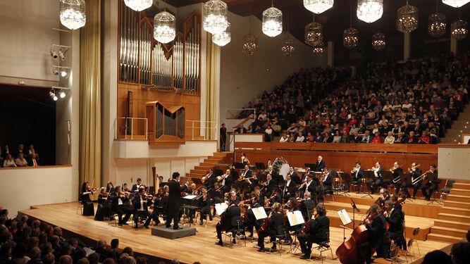 La orquesta tiene otros proyectos solidarios como 'El corazón de la OCG'.