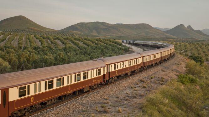 El Tren Al Andalus.