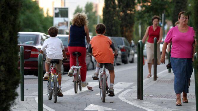 La integración de los ciclistas en el tráfico pondrá fin a los carriles bici