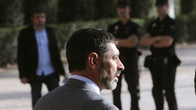 El mayor de los Mossos, Josep Lluis Trapero