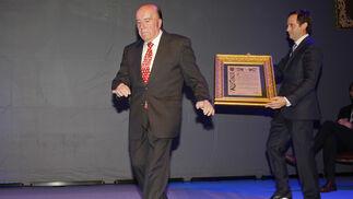 Acto de entrega de los premios de la Diputación de Málaga