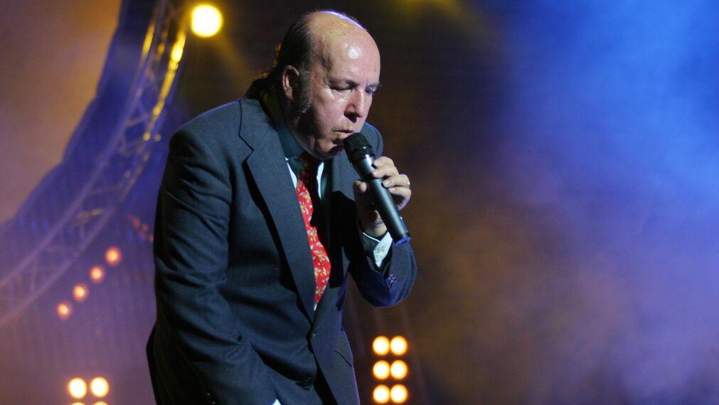 Actuación en el Auditorio de Málaga en 2007