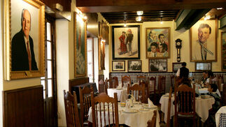 Foto  que hay de  Chiquito  de  la  Calzada en el Restaurante El  Chinitas