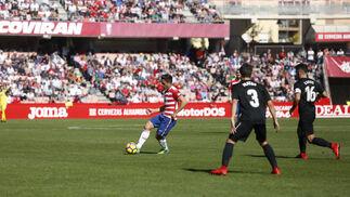 Las imágenes del Granada-Sevilla Atlético