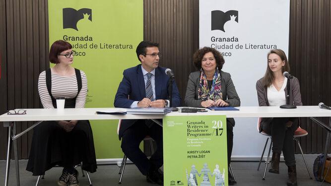 Granada: espacio 'piloto' de creación literaria