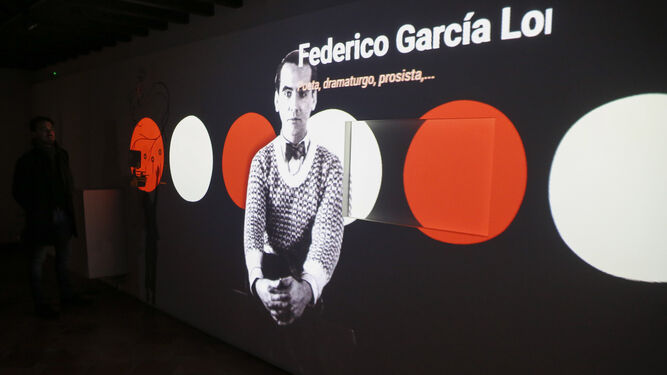 Un mural interactivo reconstruye el espíritu de la Generación del 27