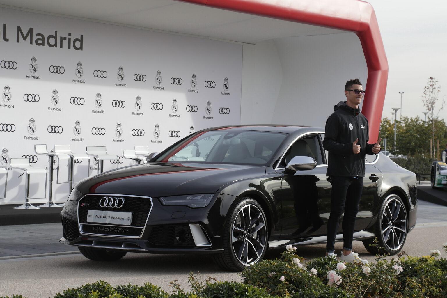Sabes cuál es el nuevo coche de Cristiano Ronaldo?