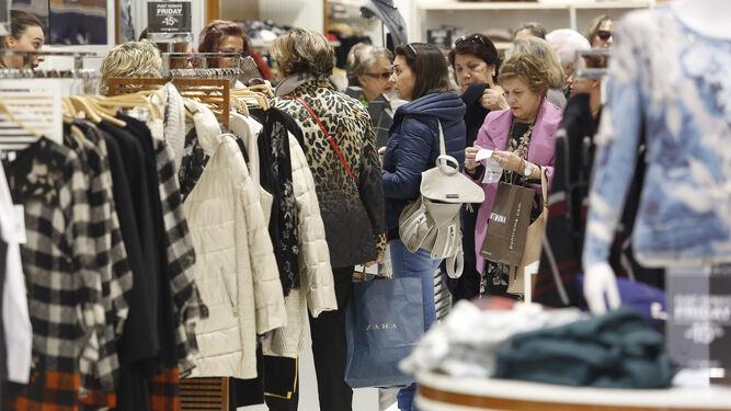 La fiesta del consumo lastra       las cuentas del pequeño comercio