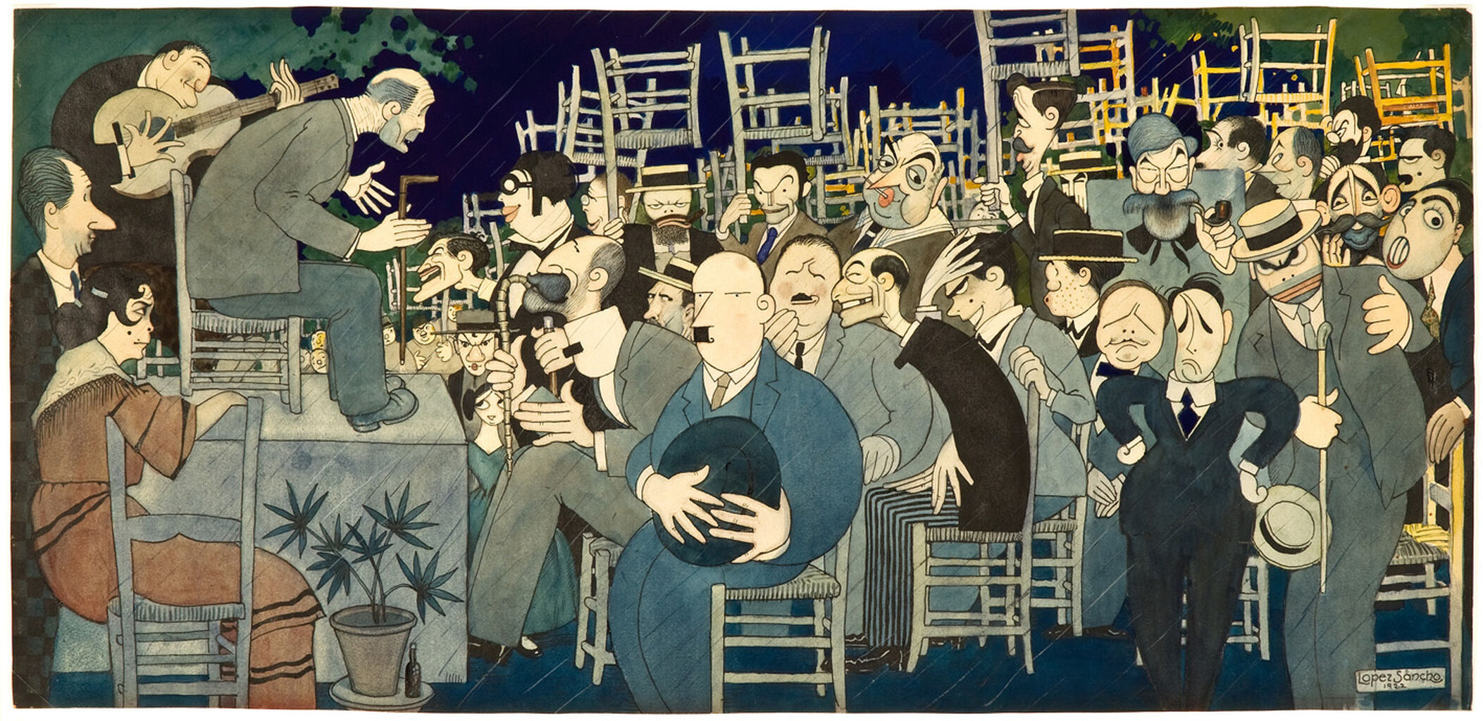 El Concurso De Cante Jondo De 1922 Un Poco Más Eterno