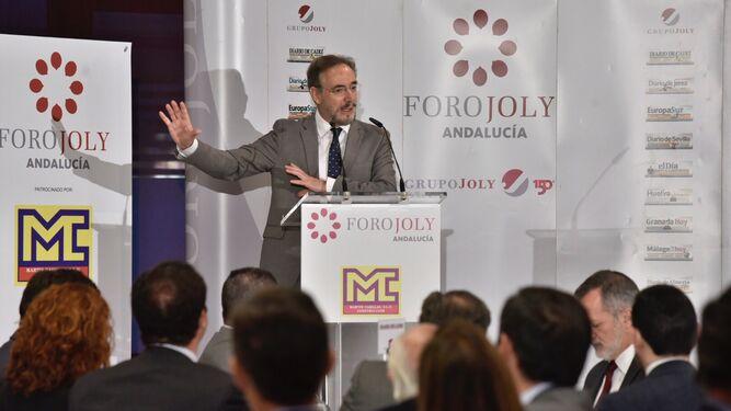 Foro Joly con Felipe López