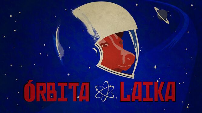 Cabecera del programa de TVE 'Órbita Laika'.