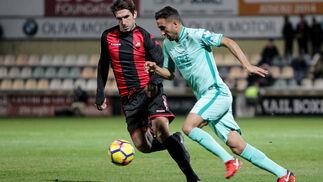 El Reus-Granada CF, en imágenes