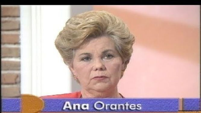 Ana Orantes.