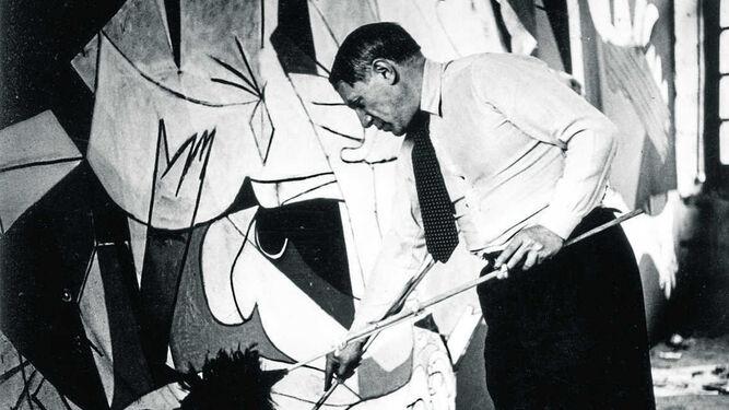 """""""El 'Guernica' no pierde su capacidad para impresionar al espectador"""""""