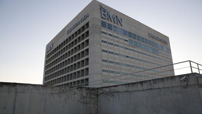 Bankia descarta vender el 39 cubo 39 y lo convierte en sede for Oficinas de bankia en granada