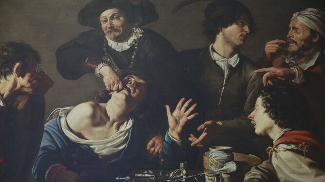 Anatomía de Gray\'... en el lienzo