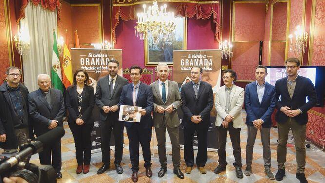 La ampliación de la Granada Card es fruto del acuerdo de todas las administraciones implicadas, que presentaron ayer las nuevas modalidades.